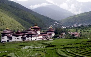 BhutanGangtey Gogona Tour