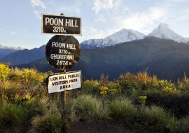 Ghorepani Poon Hill Sunrise Trek 9 Days