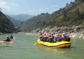 Trisuli Rivers Rafting