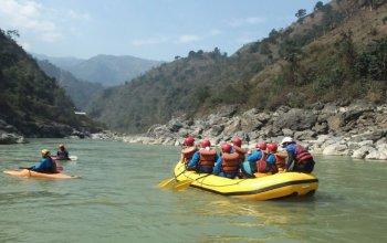 Trisuli Rivers Rafting