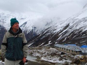annapuran bace camp trek blog